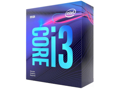 Intel Core i3-9100F, 4 Core, 3.6GHz, LGA1151 CPU - Store 974 | ستور ٩٧٤