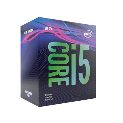 Intel Core i5-9400F, 6 Core, 4.10Ghz, LGA1151 CPU - Store 974 | ستور ٩٧٤