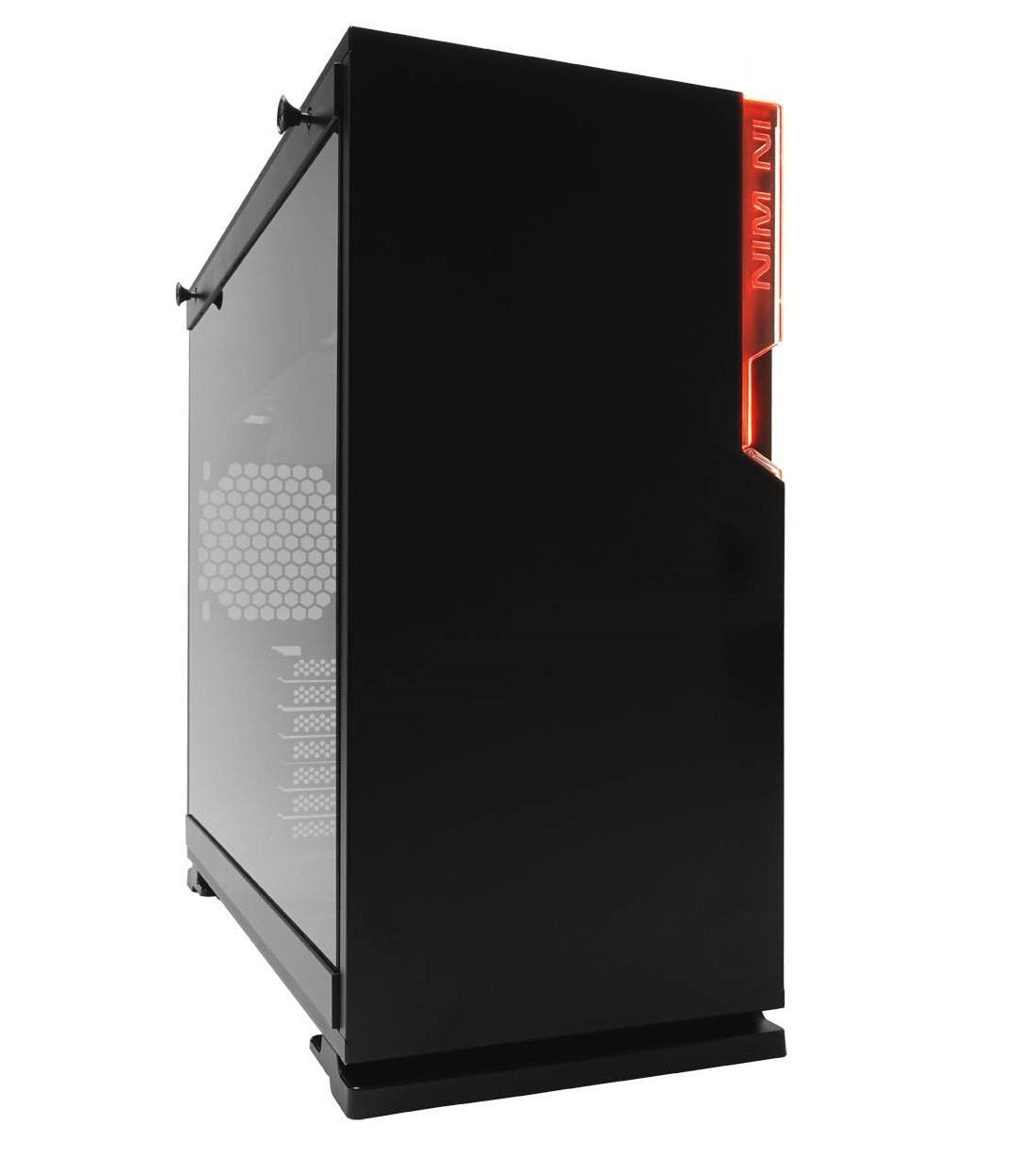 InWin 101 ATX Mid Tower Case - Black