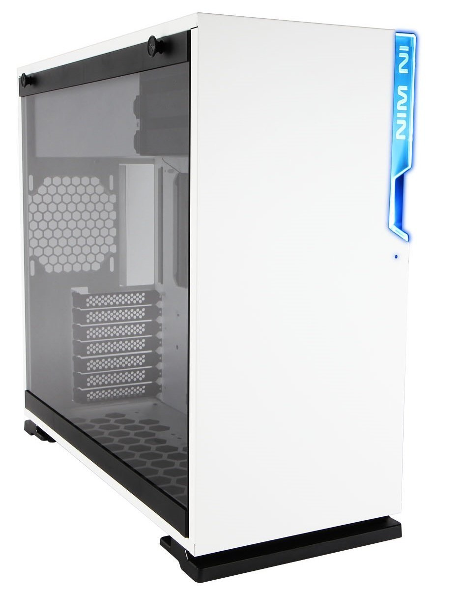 InWin 101 ATX Mid Tower Case - White