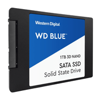 Western Digital Blue 3D NAND 1TB Internal SSD - SATA III - Store 974 | ستور ٩٧٤