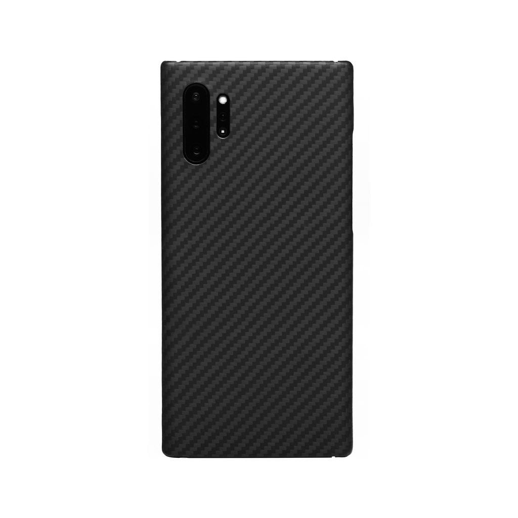 Later Case Galaxy Note 10+ Case - Gray/Black