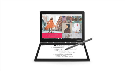 Lenovo YOGA BOOK C930 2-in-1 Tablet - Store 974 | ستور ٩٧٤