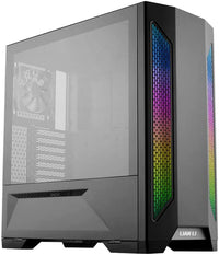 Lian Li Lancool 2 Black Tempered Glass ATX Case - Store 974 | ستور ٩٧٤