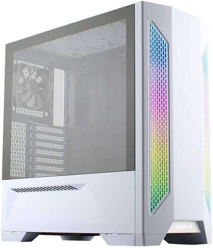 Lian Li Lancool 2 White Tempered Glass ATX Case - Store 974 | ستور ٩٧٤
