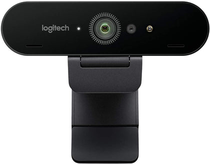 Logitech Brio 4K Ultra Webcam - Store 974 | ستور ٩٧٤