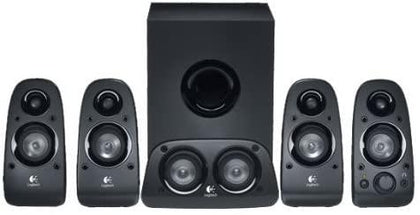 Logitech Z506 Surround Sound Speakers - Store 974 | ستور ٩٧٤