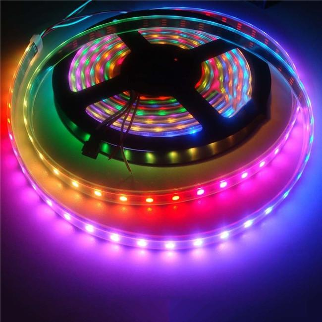 MODI IR Remote RGB LED Strip 5M LED Bulb 4W,350Lm