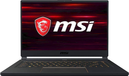 MSI GS65 Stealth 9SE Nvidia GeForce RTX 2060 Gaming Laptop - Store 974 | ستور ٩٧٤