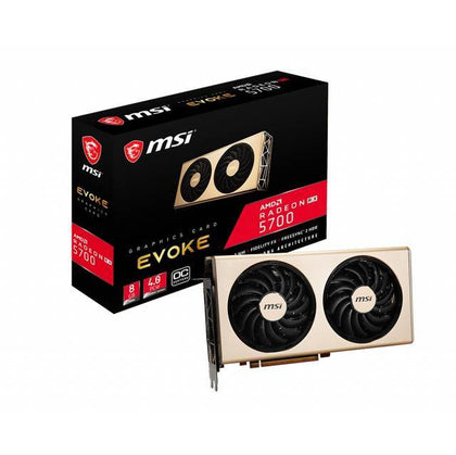 MSI R5700  Evoke OC AMD Radeon PCI-Express 4.0 Video Card - Store 974 | ستور ٩٧٤