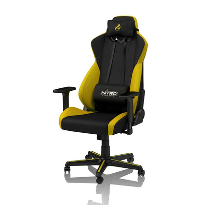 Nitro Concepts S300 Gaming Chair - Astral Yellow - Store 974 | ستور ٩٧٤