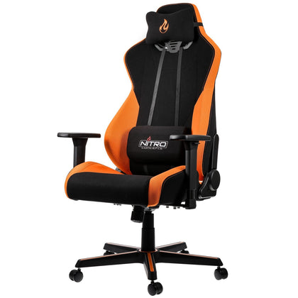 Nitro Concepts S300 Gaming Chair - Horizon Orange - Store 974 | ستور ٩٧٤