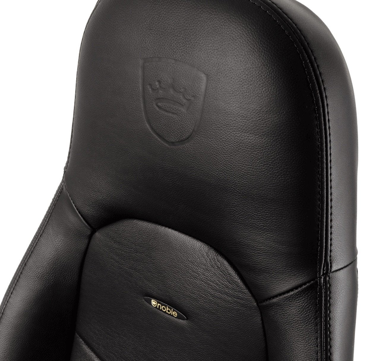 Noble Chairs Icon series - Real Leather edition