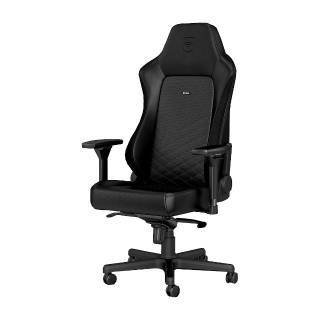 Noblechairs Hero Gaming Chair -Black  - Store 974 | ستور ٩٧٤