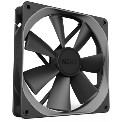 NZXT Aer P140 Static Pressure Fan 140mm - Single Pack - Store 974 | ستور ٩٧٤