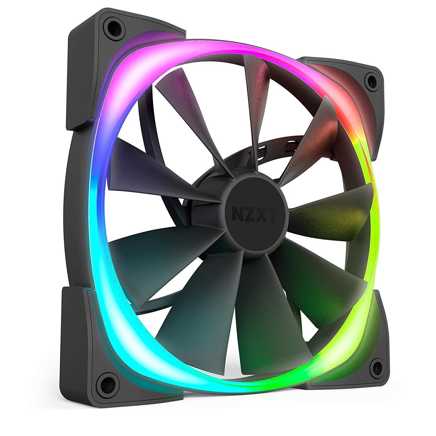 NZXT Aer RGB 2 140 Single Fan