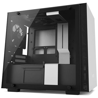NZXT H200 Mini ITX Mini Tower Case - White - Store 974 | ستور ٩٧٤