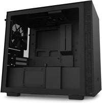 NZXT H210 Mini-ITX PC Gaming Case - Black - Store 974 | ستور ٩٧٤