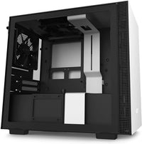 NZXT H210 Mini-ITX PC Gaming Case - White/Black - Store 974 | ستور ٩٧٤