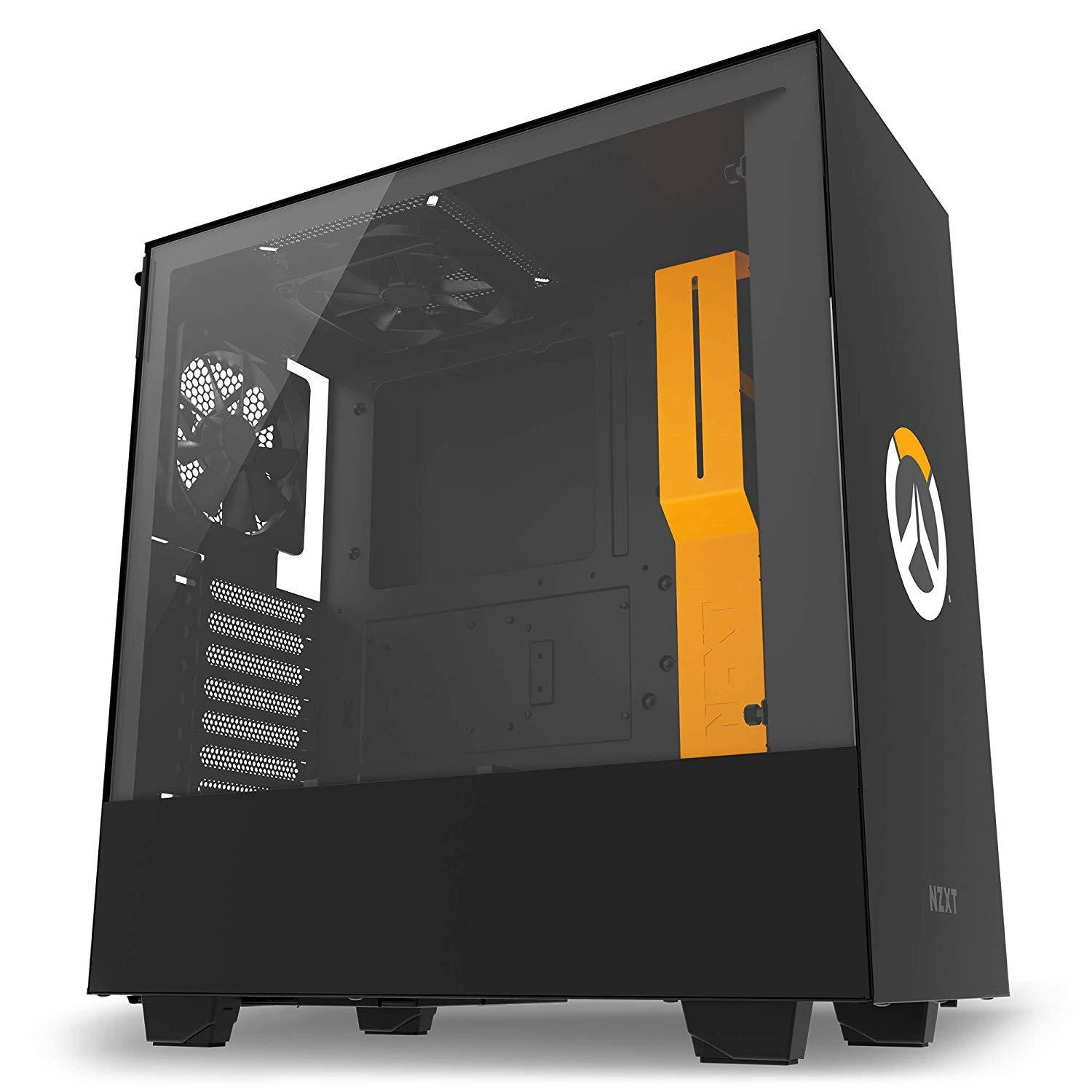 NZXT H500 ATX Mid Tower Case - Overwatch Edition