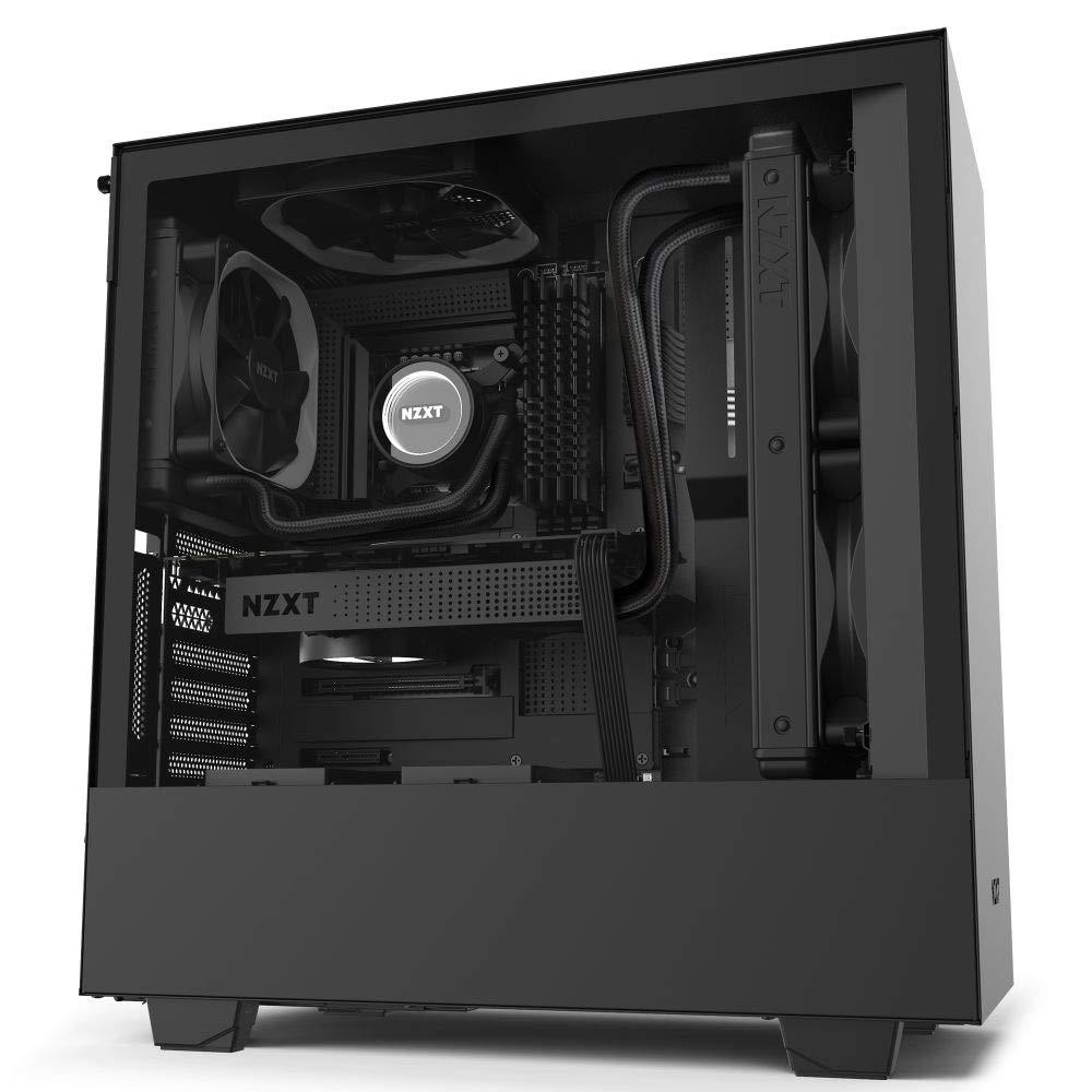 NZXT H510i ATX Mid Tower Case - Black