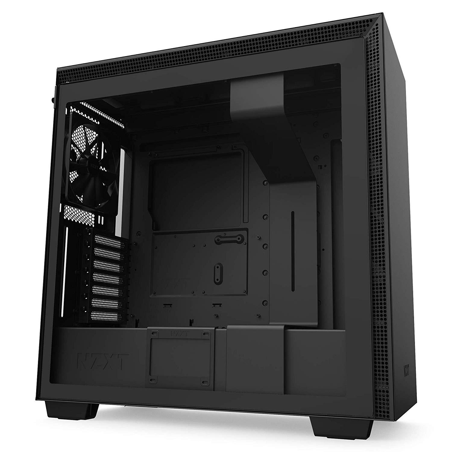 NZXT H710 ATX Mid Tower Case - Black