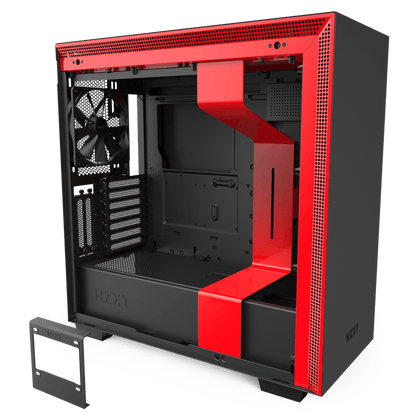 NZXT H710i - ATX Mid Tower Case - Black/Red - Store 974 | ستور ٩٧٤