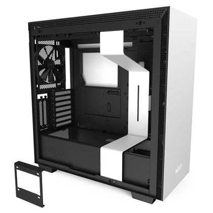 NZXT H710i ATX Mid Tower Case - Black/White - Store 974 | ستور ٩٧٤