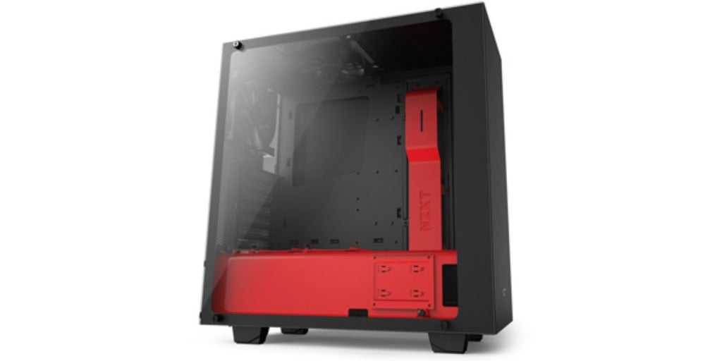 NZXT S340 Elite Black/Red