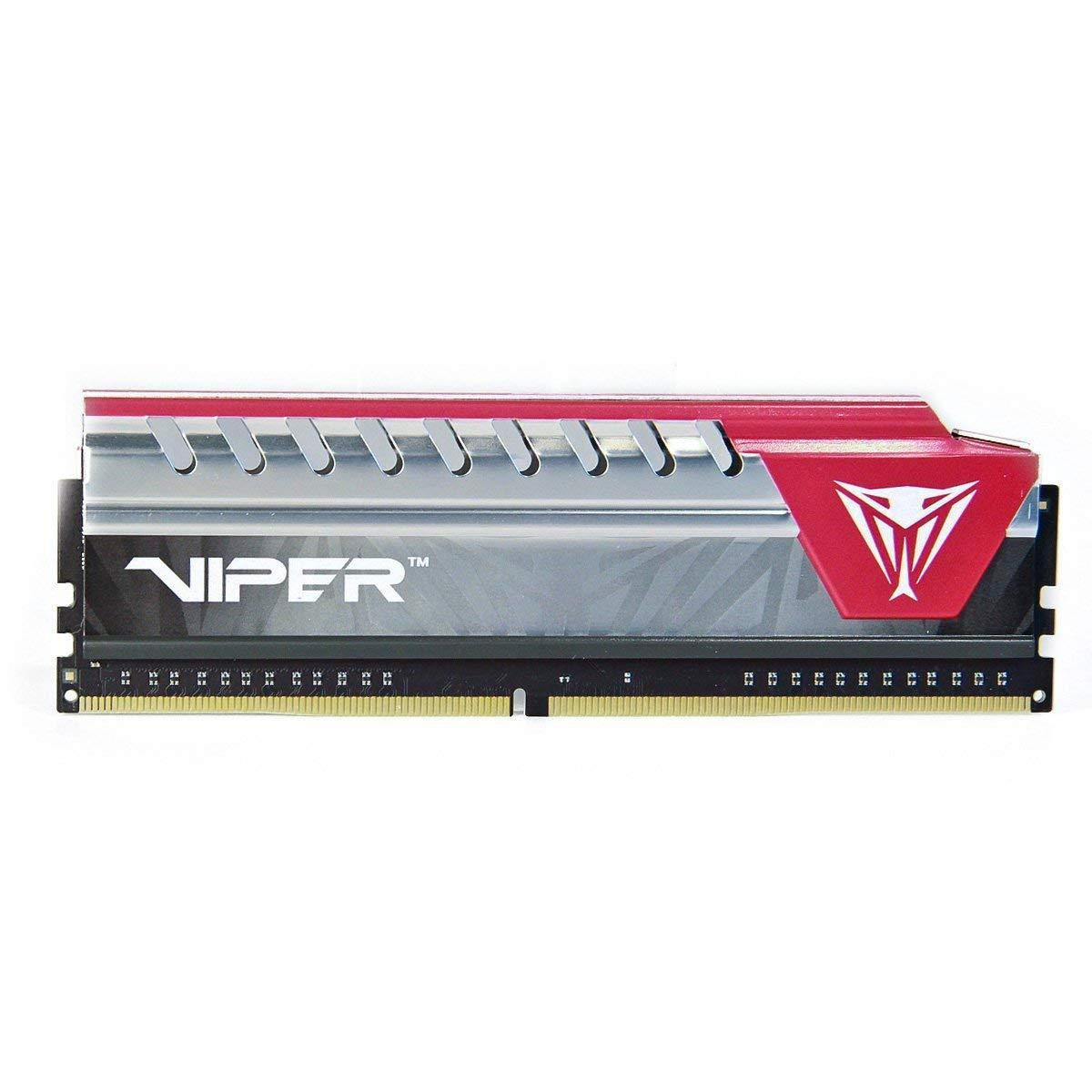 Patriot Viper Elite Series 8GB(2x4GB) 2400MHz - Red