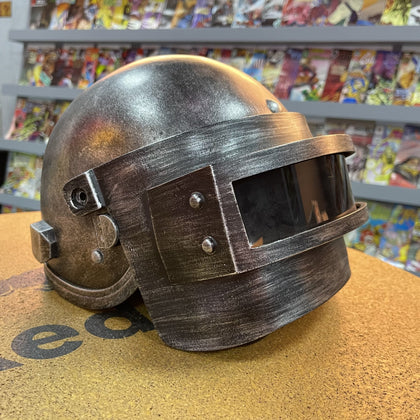 ( Pre-Owned ) PUBG Level 3 Helmet - Store 974 | ستور ٩٧٤