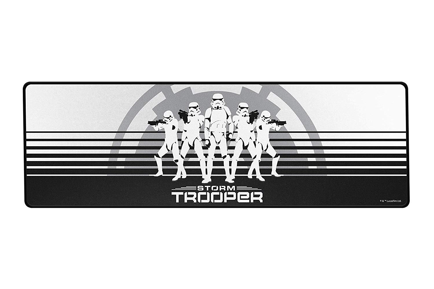 Razer Goliathus Speed Gaming Mouse Mat - Extended, Stormtrooper Edition