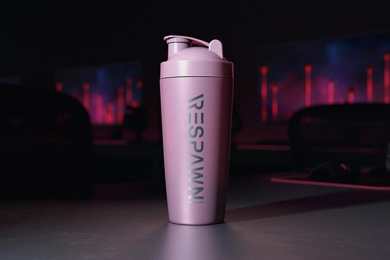 Razer Respawn Limited Shaker - Quartz Pink