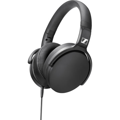 Seinnheiser HD400S Over Ear Headphone - Black - Store 974 | ستور ٩٧٤