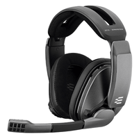 Sennheiser GSP370 Wireless Gaming Headset - Black - Store 974 | ستور ٩٧٤