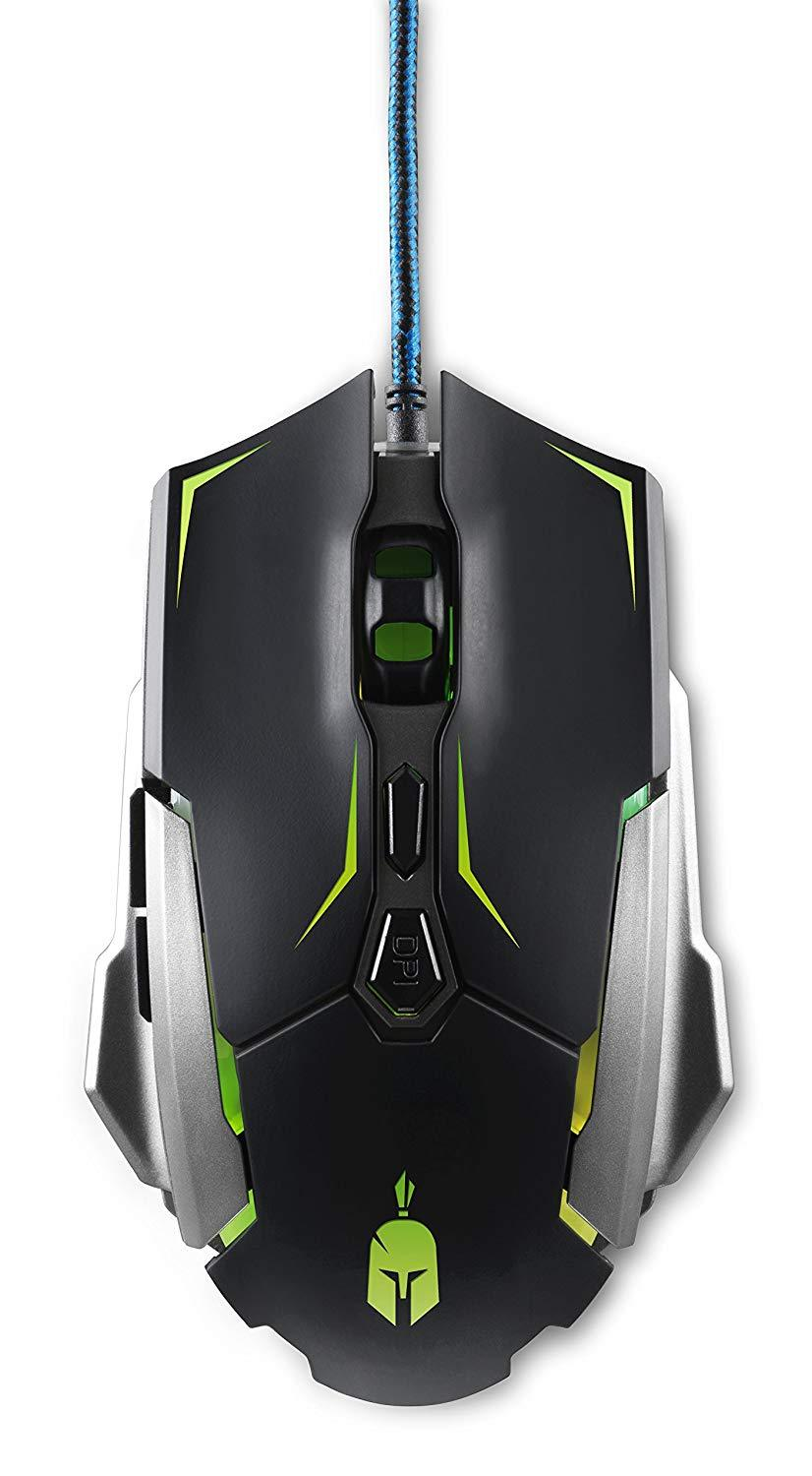 Spartan Gear Titan Gaming Mouse - Wired