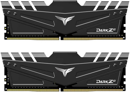 TEAMGROUP T-Force Dark Za DDR4 32GB(16gbx2) 4000MHz - Store 974 | ستور ٩٧٤