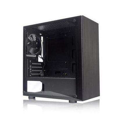 Tecware Nexus M TG Micro ATX Mini Tower Case - Black - Store 974 | ستور ٩٧٤