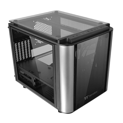 Thermaltake Level 20 VT Micro Chassis - Black - Store 974 | ستور ٩٧٤