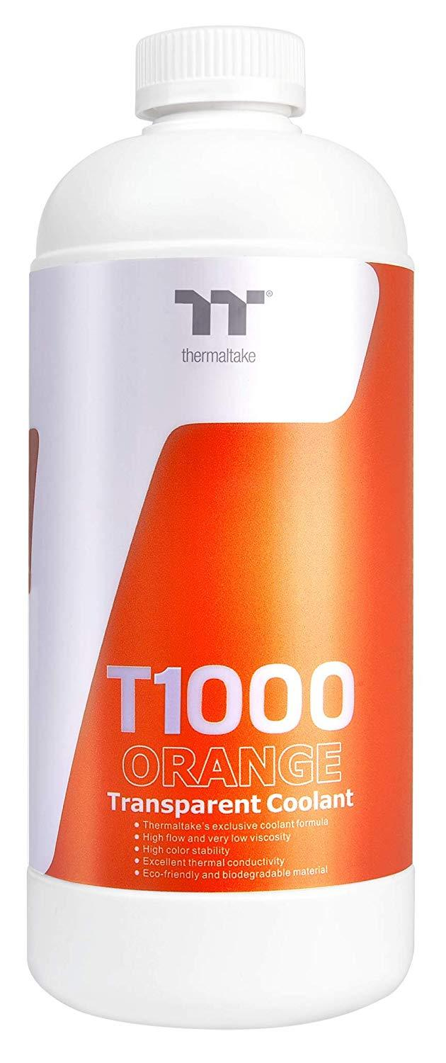 Thermaltake T1000 Clear Coolant - Orange