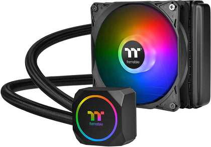 Thermaltake TH120 ARGB Motherboard Sync Edition Intel/AMD All-in-One Liquid Cooling System 120mm - Store 974 | ستور ٩٧٤