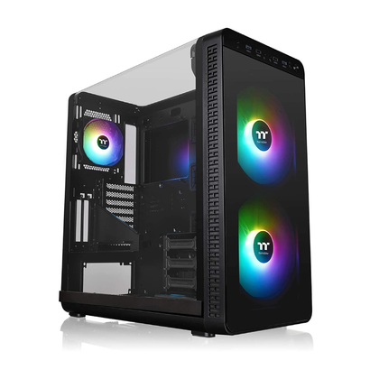 Thermaltake View 37 ARGB Edition - Black - Store 974 | ستور ٩٧٤