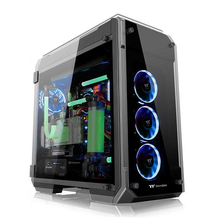 Thermaltake View 71 TG Edition E-ATX Full Tower Case