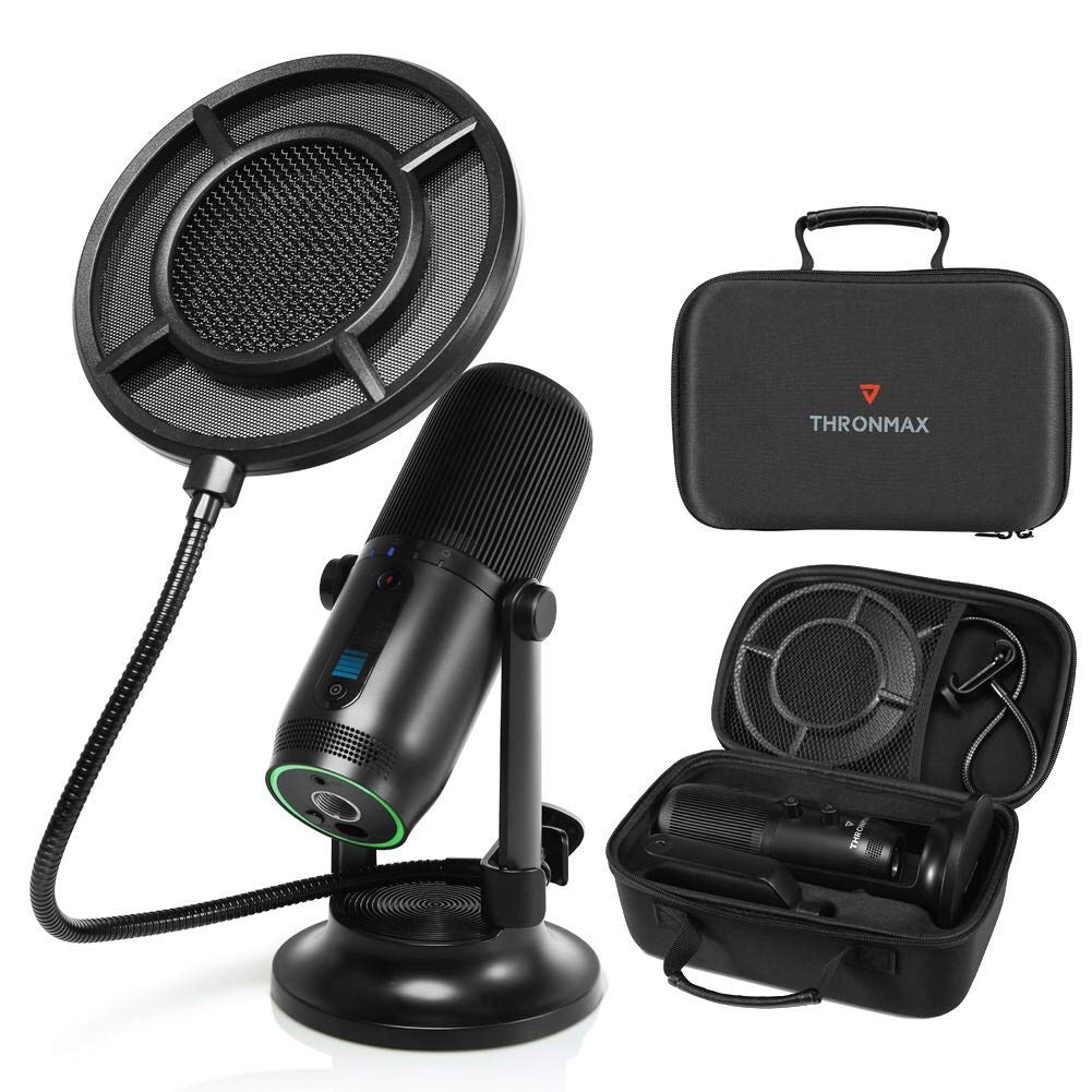 Thronmax Mdrill One M2 USB Condenser Microphone Kit