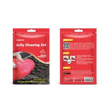 Visbella Jelly Dust Cleaning Gel - Strawberry