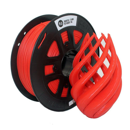 Voltaat CCTREE PLA Filament 1 KG - 1.75 mm - Red - Store 974 | ستور ٩٧٤