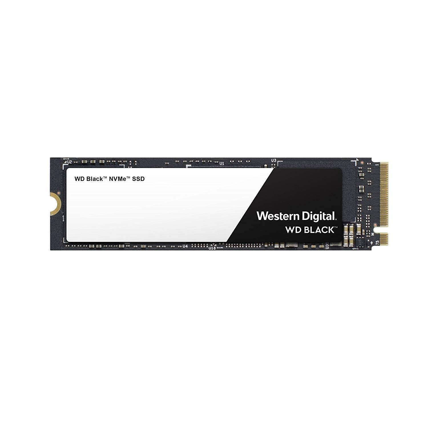 Western Digital WD Black 500GB Internal PCI-E M.2