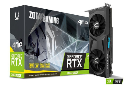 Zotac GeForce RTX 2060 SUPER AMP - 8GB - Twin Fan - Store 974 | ستور ٩٧٤
