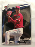 2018 Topps Finest First Baseball Shohei Ohtani Rookie Insert Card FF-SO