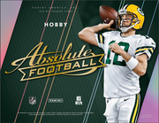 (Pre Sale Releases 09/07/18) 2018 Panini Absolute Football Hobby Box